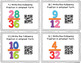 QR Code Task Cards: Simplifying Fractions