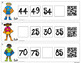 QR Code Task Cards: Super Skip Counting {Primary Version:
