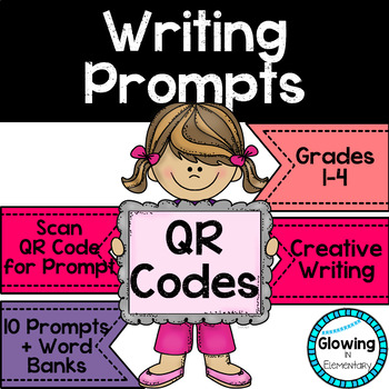Writing Prompts with QR Codes