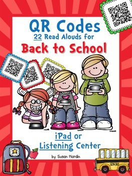 QR Codes:  20 Back to School Read Alouds