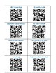 QR Codes - 30 Mo Willems Books