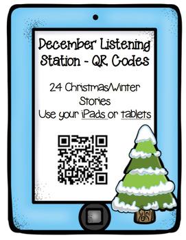 QR Codes Listening Station - December