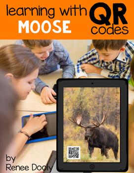 QR Codes - Moose