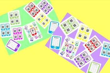 QR Codes Multiplication & Division Bundle