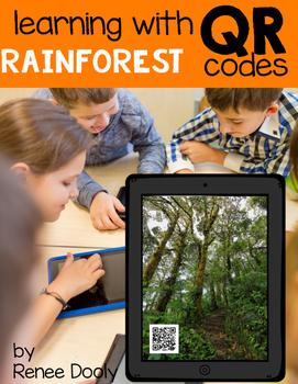 QR Codes - Rainforests