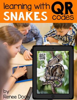 QR Codes - Snakes
