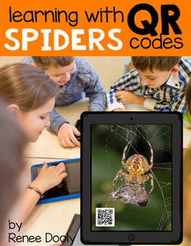 QR Codes - Spiders