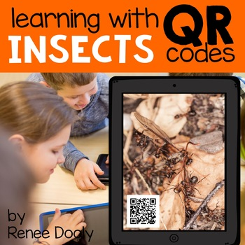 QR Codes Insects