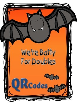 QR Codes: We're Batty For Doubles Write the Room