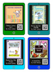 QR Codes for Author Kevin Henkes - Listening Center