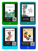 QR Codes for Author Leo Lionni - Listening Center