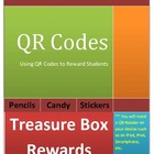 QR Codes for Student Prizes in the Classroom