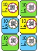 QR Crazy-Quick Response Code Subtraction from 10 Common Co