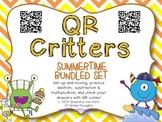 QR Critters BUNDLE {Summertime}