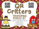 QR Critters BUNDLE {Thanksgiving}