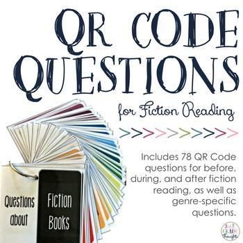 QR Critters: Fiction Reading Questions