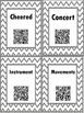 QR Hunt: 2nd Grade Reading Wonders Vocabulary Unit 3 Week 5