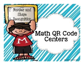 QR Math Code Centers