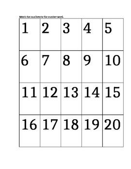 QR Math to 20