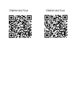 QR Picture Writing Prompts International Children and Toys