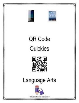 QR Quickies Language Arts