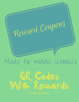 QR Reward Coupons