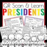 QR Scan & Learn~ Presidents
