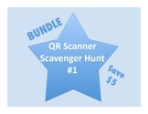 QR Scanner Scavenger Hunt Bundle #1