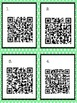 QR Scavenger Hunt for 3rd Grade Language Interactive Noteb