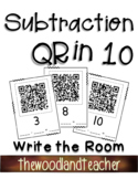 QR Spring Subtraction in 10