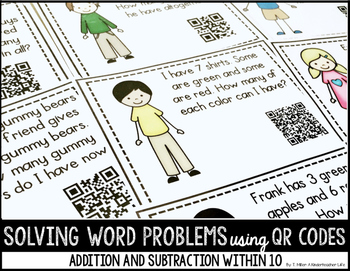 QR Word Problems
