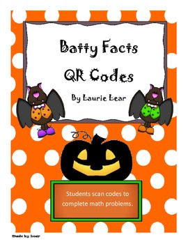QR codes: Batty Facts