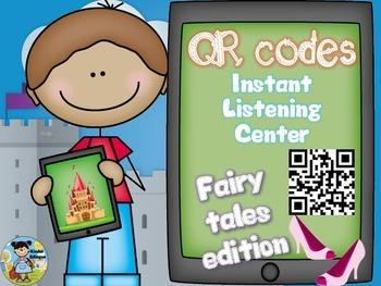 QR codes *English Version*plus comprehension questions (Fa