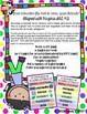 QUADRILATERALS  FLIP BOOK VIRGINIA SOL  4.12 5.13 6.13