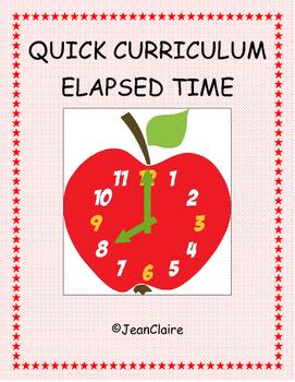 QUICK CURRICULUM: ELAPSED TIME