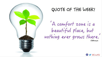 QUOTE OF THE WEEK including independent differentiated act