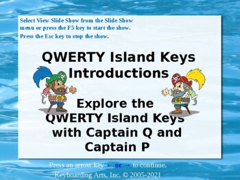 QWERTY Island Keys Club