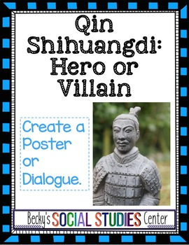 Qin Shihuangdi (Qin Shi Huang), First Emperor of China - H