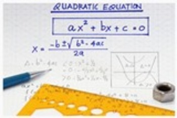 Quadratic Equation Software