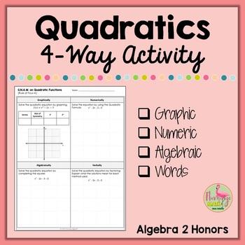 Quadratic Four-Way Activity