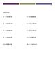 Quadratics QUIZ (Difficult)