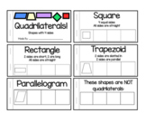 Quadrilateral Booklet