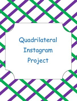 Quadrilateral Instagram Project