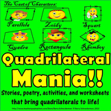 Classifying Quadrilaterals: Properties, Attributes, and Re