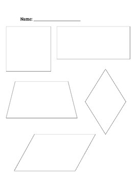 Quadrilateral Review
