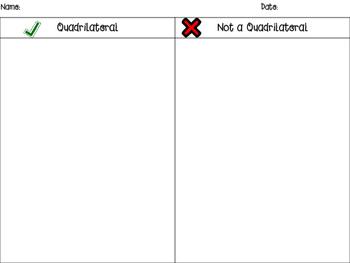 Quadrilateral Sort