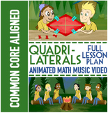 QUADRILATERALS: Classify Quadrilaterals Game, Quadrilatera