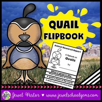 Quail Research Flipbook