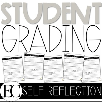 Quarter Semester Reflection Student Self Assessment