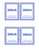 Quattuor Generis Roman House Rooms Card Game